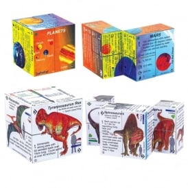 Science Folding Book Pack