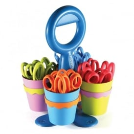 Scissor Caddy With Scissors