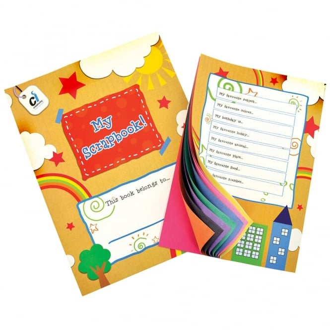 Scrapbooks - Pack of 2 - Art & Craft from Early Years ...