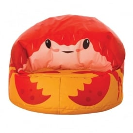 Sea Life Crab Bean Bag Chair