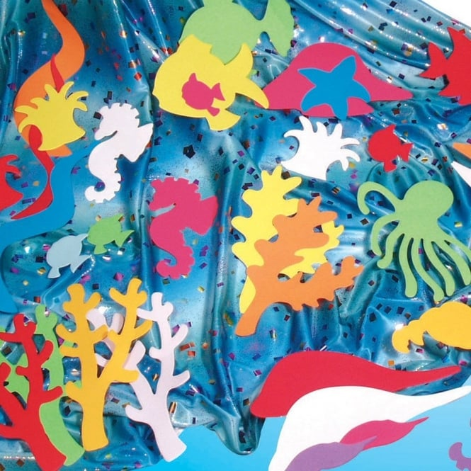 Sealife Paper Shapes Display Pack