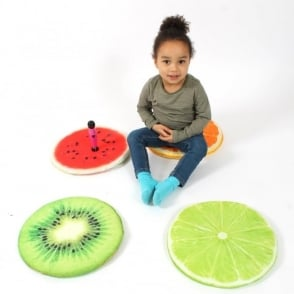 Set of 4 Fruit Sit Arounds