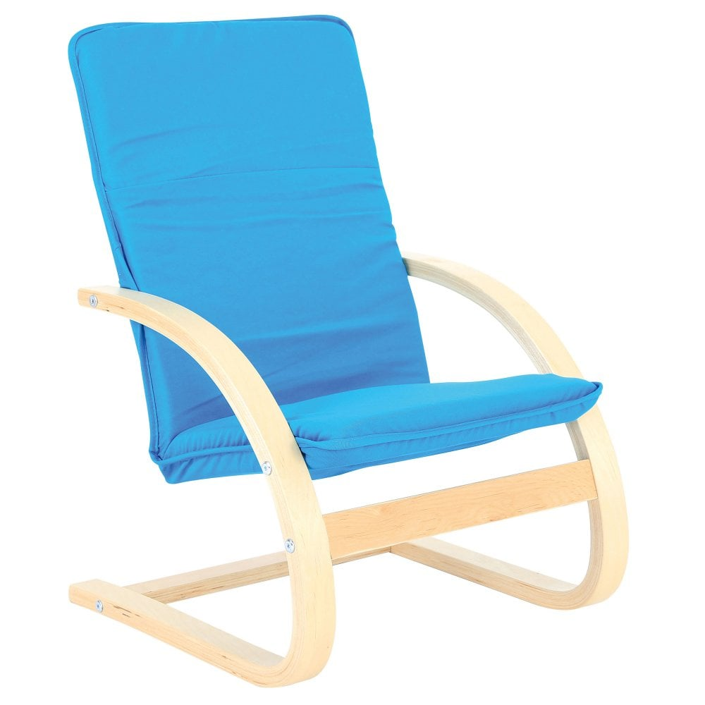 Small Blue Childrens Armchair - Furniture from Early Years ...