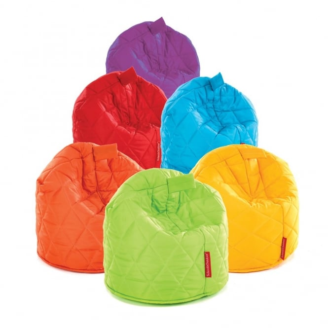 Small Outdoor Bean Bag Set of 6