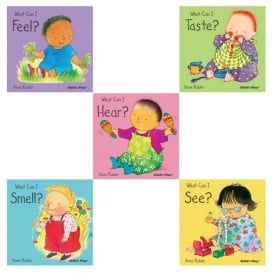 Small Senses Board Books Special Offer