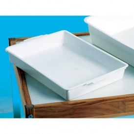 Small White Sorting Tray