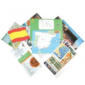 Spanish Resource Pack - Leaflet and Fact Pack