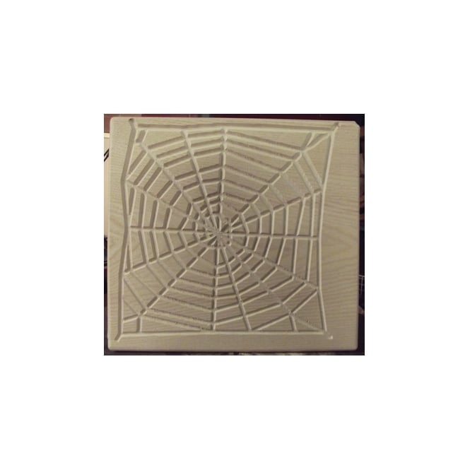 Spider's Web Tactile Board