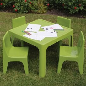 Stackable Chairs And Tables
