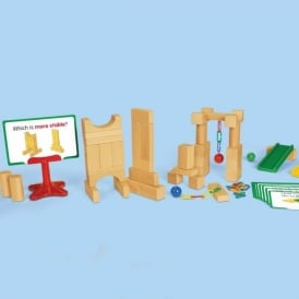 STEM Block Play Early Learning Kit