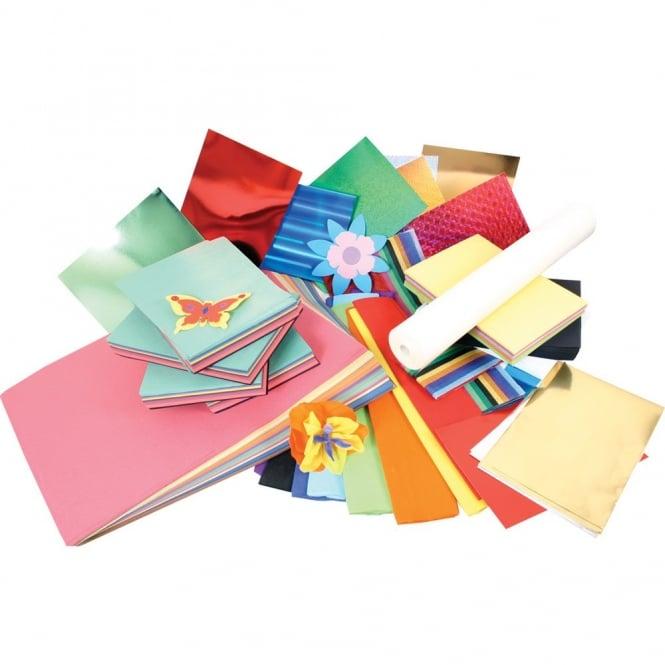 Stockroom Essentials Paper and Card Pack Bulk Offer - Art ...