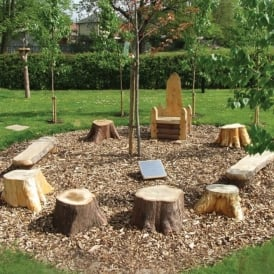Stump Seats - Pack of 2