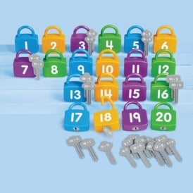 Subtraction Number Locks
