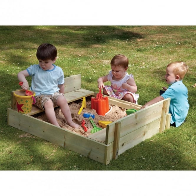 Super Bench Sandpit