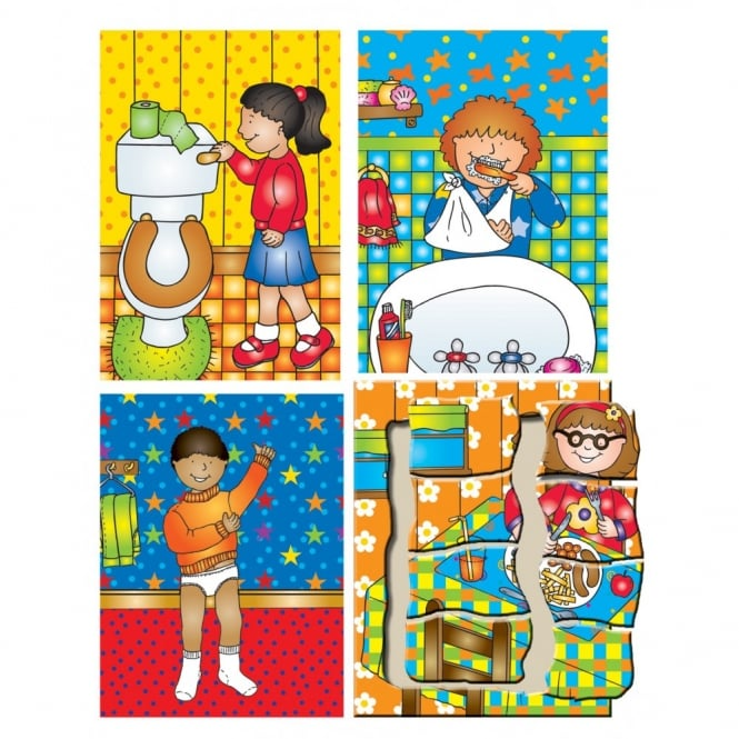 Taking Care Of Ourselves Jigsaw Puzzle Set 1