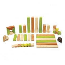 Tegu 42 Piece Jungle Block Set