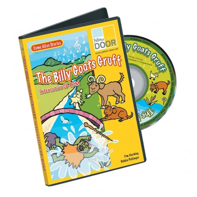 The Billy Goats Gruff Interactive CD ROM
