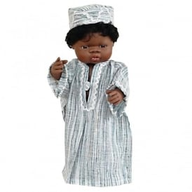 The Jellaba Doll Clothing