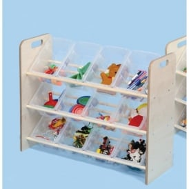Tidy Tray Unit - 12 Trays