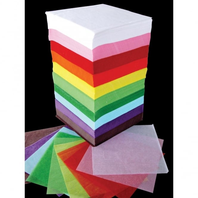 Tissue Paper Square Stack