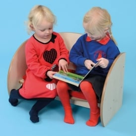 Toddler Bench Seat With Cushions