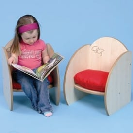 Toddler Chairs with Cushions