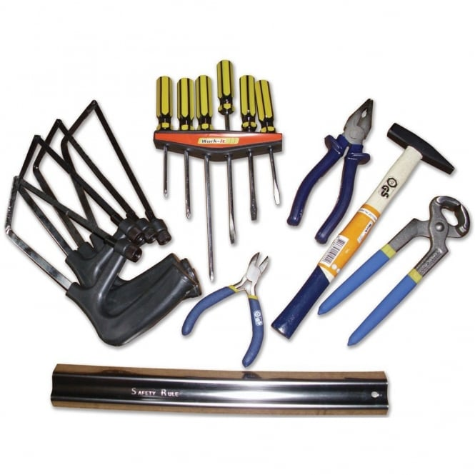 tools technology pack storage resources