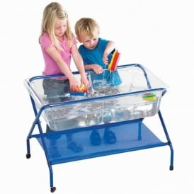 Transparent Sand & Water Tray