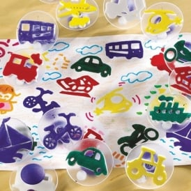Transport Paint Stampers