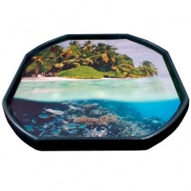 Treasure Island Tuff Tray Mat