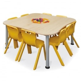Trudy Group Workstation Table
