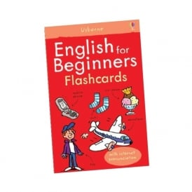 Usborne English For Beginners Cards
