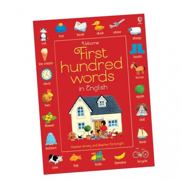 Usborne First One Hundred Words