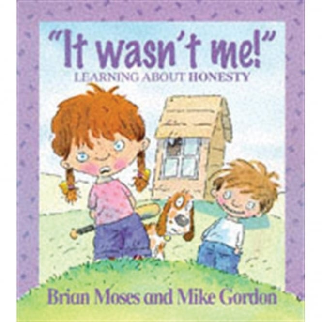 It Wasn't Me! - Learning About Honesty