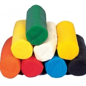 Very Soft Dough - Bright Colours