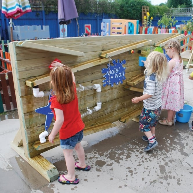 Water Wall Sand Amp Water From Early Years Resources Uk