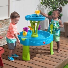 Water Wheel Play Table Centre