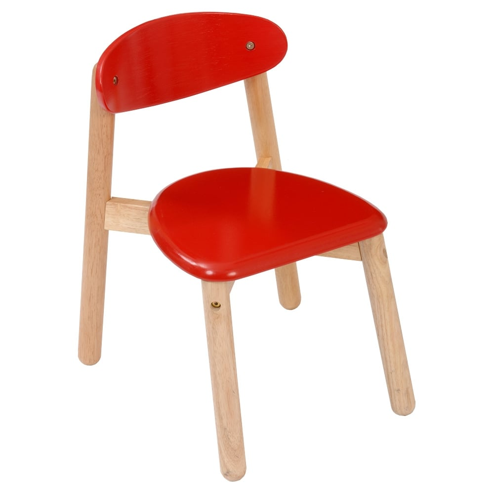 Wave Coloured 30cm Classroom Chairs Furniture from Early Years