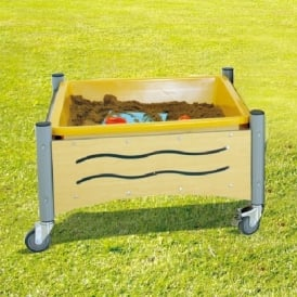 Waves Sand and Water Table