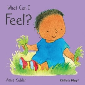 What Can I Feel? Board Book