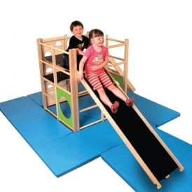 Indoor and Outdoor Climbing Frames, Slides for Children